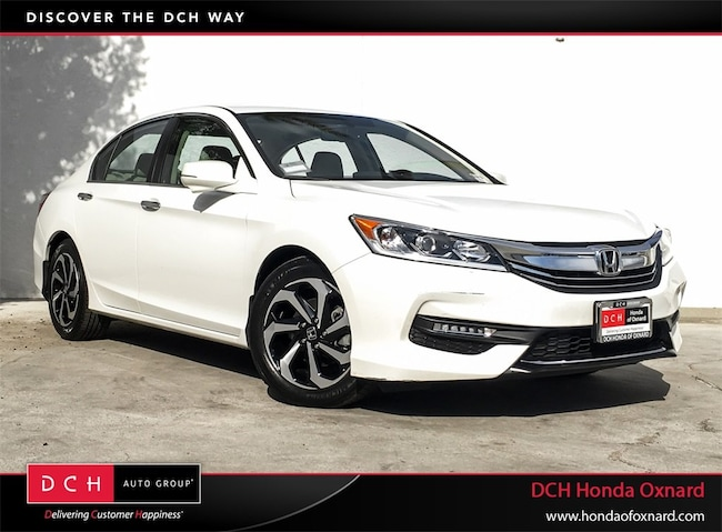 Used 2016 Honda Accord Sedan EX-L I4 CVT EX-L Oxnard, CA