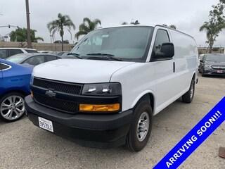 2018 Chevrolet Express Cargo Van L RWD 2500 135