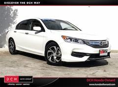 2017 Honda Accord Sedan LX LX CVT
