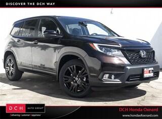 New 2019 Honda Passport Sport SUV Oxnard, CA