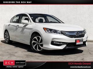 Certified Pre-Owned 2016 Honda Accord Sedan EX-L V6 Auto EX-L Oxnard, CA