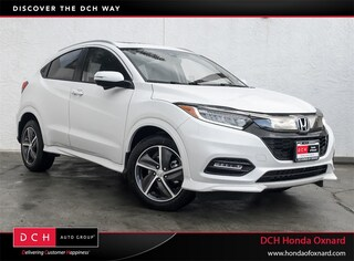 New 2019 Honda HR-V Touring SUV Oxnard, CA