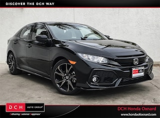 New 2019 Honda Civic Sport Hatchback Oxnard, CA