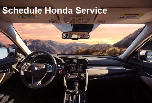 Schedule Honda Service at DCH Honda of Oxnard