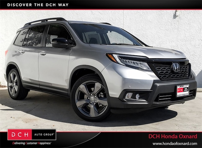 New 2019 Honda Passport Touring SUV Oxnard, CA
