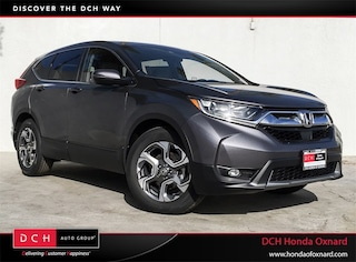 New 2019 Honda CR-V EX SUV