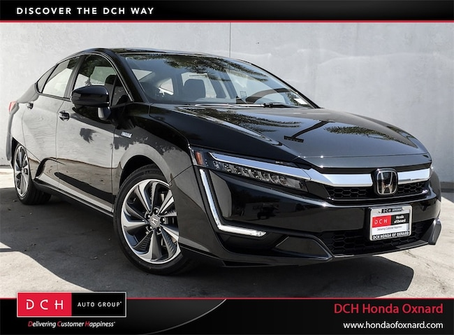 New 2018 Honda Clarity Plug-In Hybrid Sedan Oxnard, CA