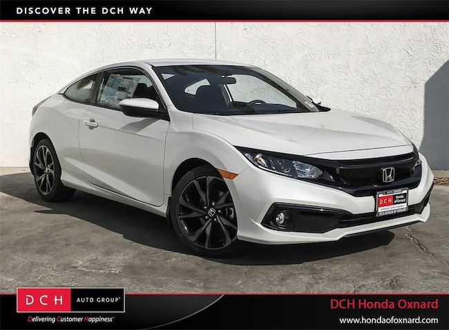 New 2019 Honda Civic Sport Coupe Oxnard, CA