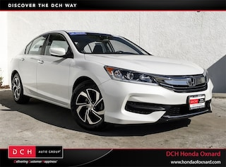 Certified Pre-Owned 2016 Honda Accord Sedan LX I4 CVT LX Oxnard, CA