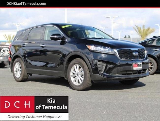 New 2019 Kia Sorento 2.4L L SUV Temecula, CA