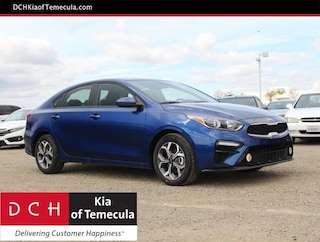 New 2019 Kia Forte LXS Sedan Temecula, CA