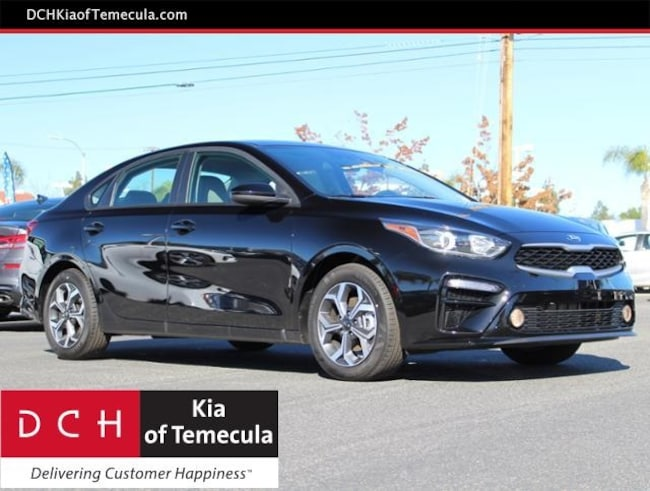 New 2019 Kia Forte LXS Sedan Temecula, CA