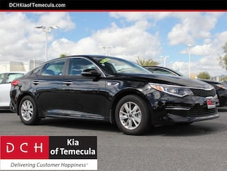 New 2018 Kia Optima LX Sedan Temecula, CA