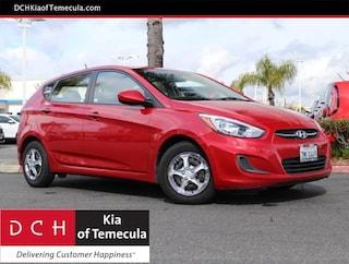 Used 2016 Hyundai Accent SE Hatchback Temecula, CA