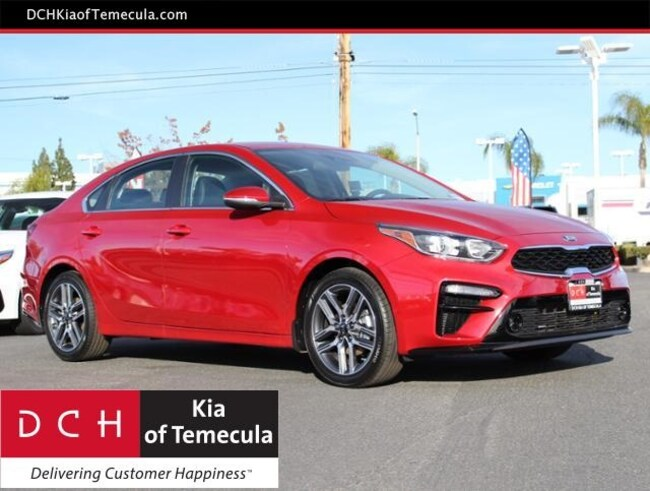 New 2019 Kia Forte EX Sedan Temecula, CA