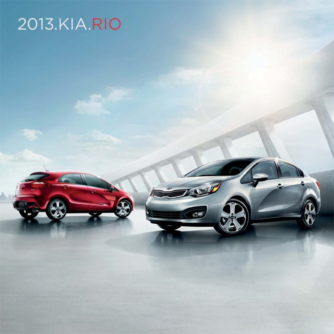 2013 Kia Rio: New Kia Dealership In Temecula, CA 92591