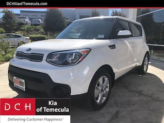 New 2019 Kia Soul Base Hatchback Temecula, CA