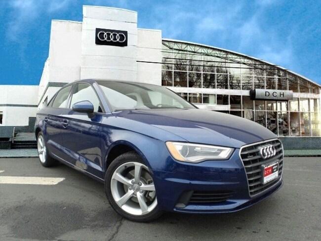 Used Audi AWD T Quattro Premium Sedan T Quattro Premium - Dch audi