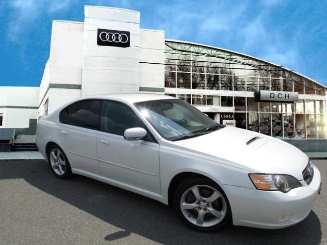 Used Used 2005 Subaru Legacy 25 Gt Sedan Satin White Pearl For Sale