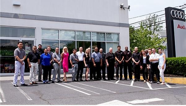 Audi Dealership Near Me >> Audi Dealer NJ | Audi Sales, Service Center and Parts | DCH MIllburn Audi