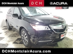 2016 Acura MDX MDX SH-AWD with Technology Package SUV Medford, OR