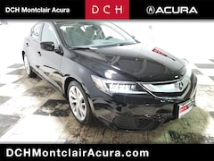 Certified Pre-Owned 2016 Acura ILX 2.4L w/Premium Package (A8) Sedan