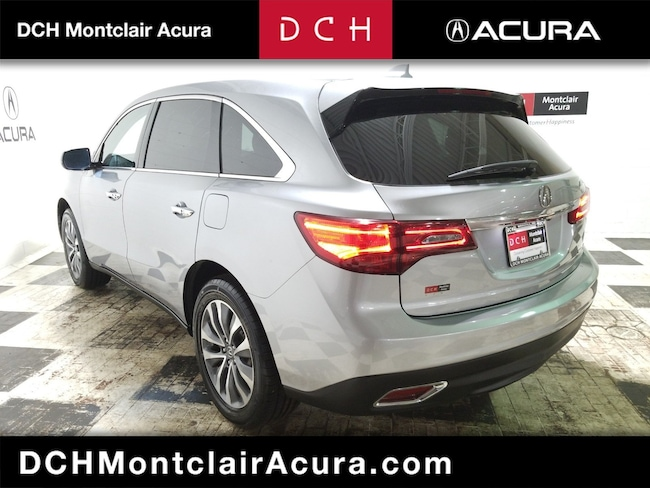 2016 Acura MDX MDX SH-AWD with Technology and Entertainment Packages SUV Medford, OR