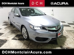 Certified Pre-Owned 2016 Acura ILX 2.4L (A8) Sedan