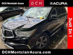 Certified Pre-Owned 2017 Acura MDX V6 SH-AWD SUV