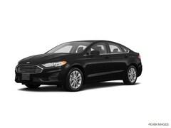2019 Ford Fusion Sport Sedan