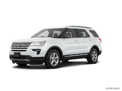 New 2019 Ford Explorer XLT SUV For Sale in Eatontown, NJ