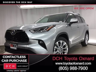 New 2021 Toyota Highlander Hybrid Limited SUV Oxnard, CA
