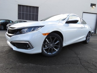 New 2019 Honda Civic EX Coupe Medford, OR