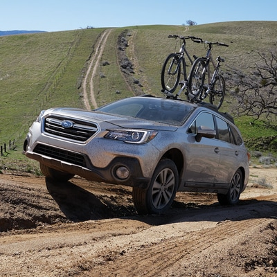 Subaru Outback Off Road Performance
