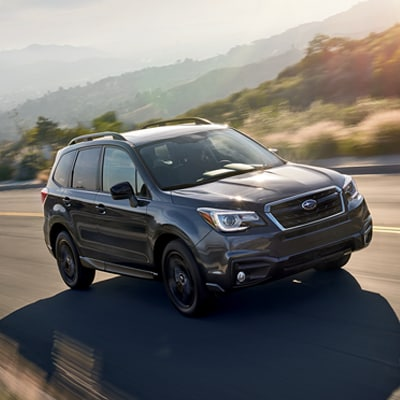 Subaru Forester SUBARU BOXER® Engines