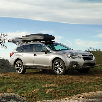 Subaru Outback Stability and Traction