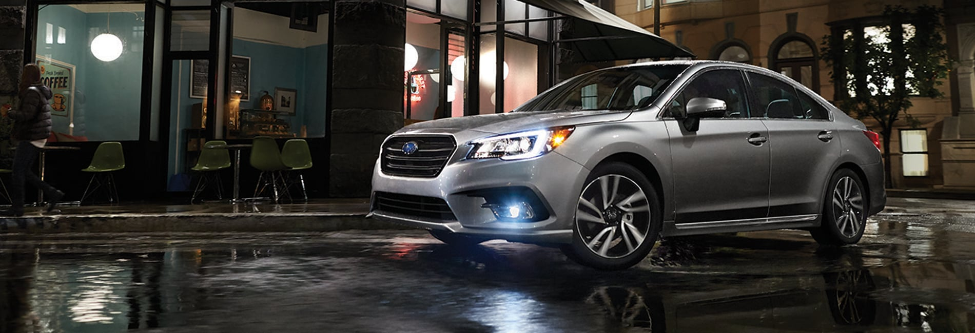 Subaru Legacy Exterior Vehicle Features