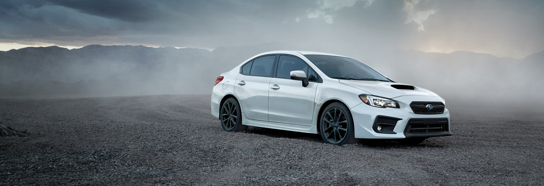 Subaru WRX Exterior Vehicle Features