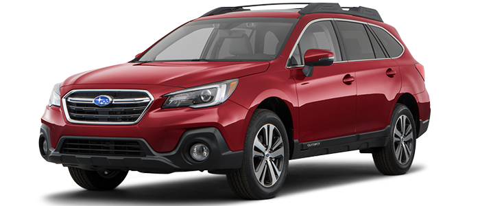 New 2019 Subaru Outback at DCH Subaru of Riverside