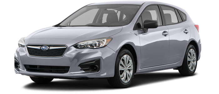 New 2019 Subaru Impreza at DCH Subaru of Riverside