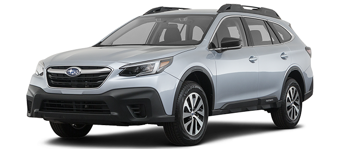 New 2020 Subaru Outback at DCH Subaru of Riverside