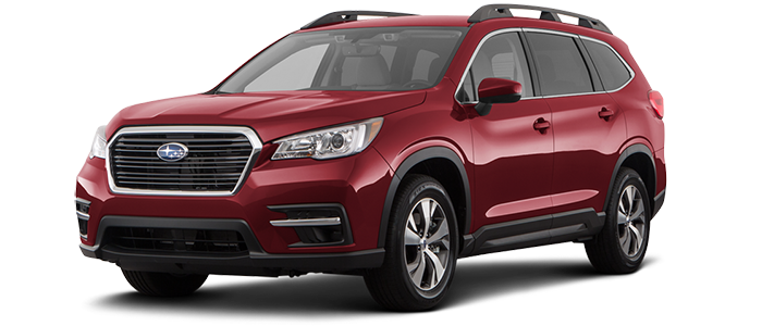New 2020 Subaru Ascent at DCH Subaru of Riverside