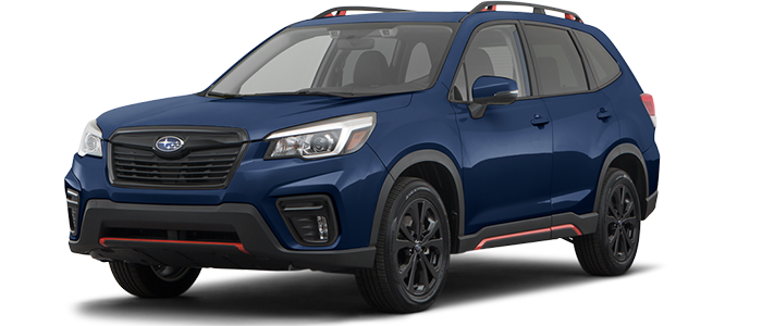 New 2020 Subaru Forester at DCH Subaru of Riverside