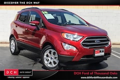 Used 2018 Ford EcoSport SE SUV in Thousand Oaks, CA