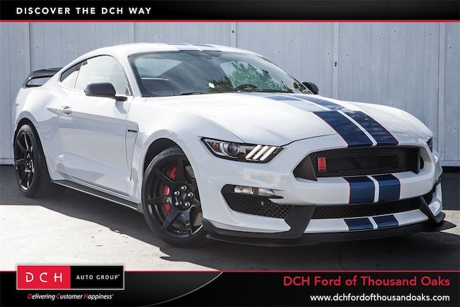 2017 Ford Shelby GT350 Base Coupe