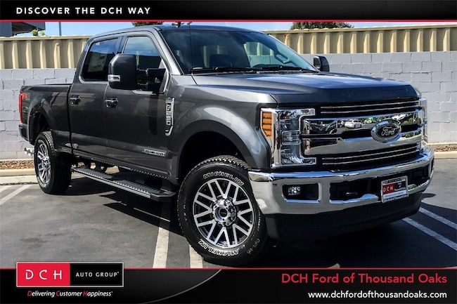2019 Ford Superduty F-250 Lariat Truck Crew Cab