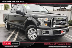 Used 2015 Ford F-150 Truck SuperCrew Cab in Thousand Oaks, CA