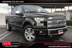 Certified Pre-Owned 2016 Ford F-150 Truck SuperCrew Cab in Thousand Oaks, CA