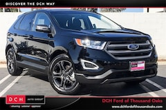 Used 2018 Ford Edge SEL SUV in Thousand Oaks, CA