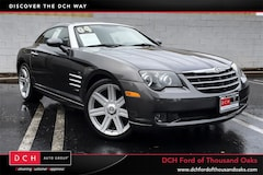 Bargain Used 2004 Chrysler Crossfire Base Coupe in Thousand Oaks, CA